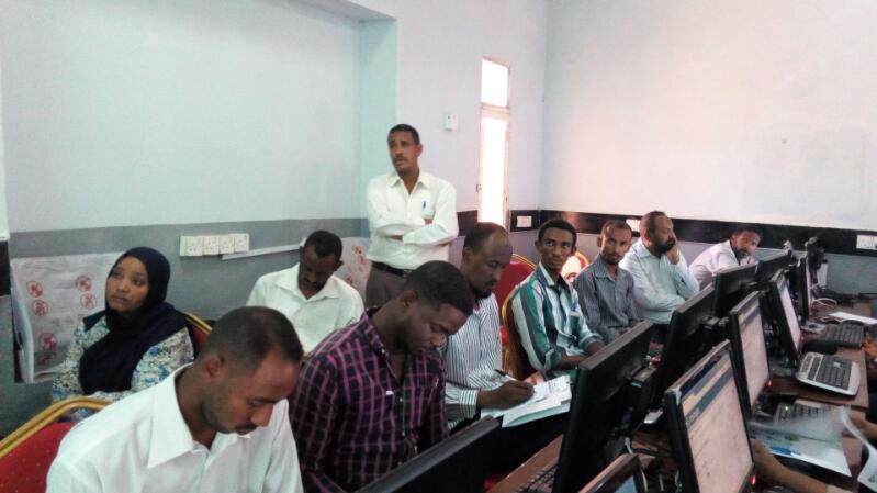 Training Course in the Digital Warehouse Management System D – Space