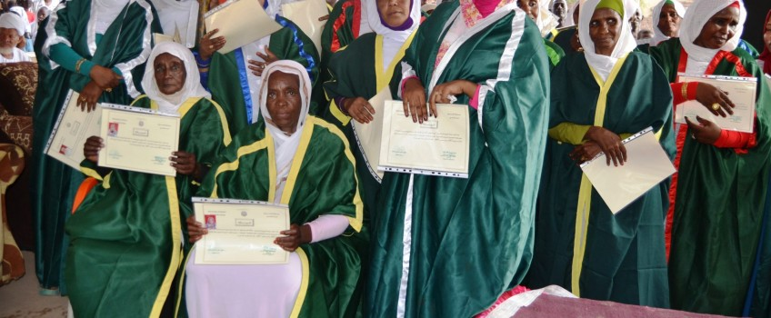 Faculty of Community celebrates the Graduation of 41 of Fares Al-Kitab's Learners
