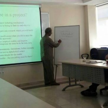 "Prof. Mohammed Osman Bushara participates in the Turkish Academic Exchange Programme ""Maulana"""