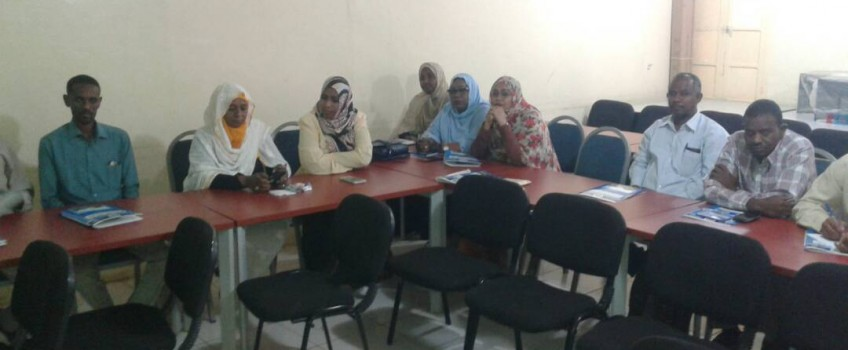 The University Education Development Centre at University of Gezira Holds a Training Course for Trainers (TOT)
