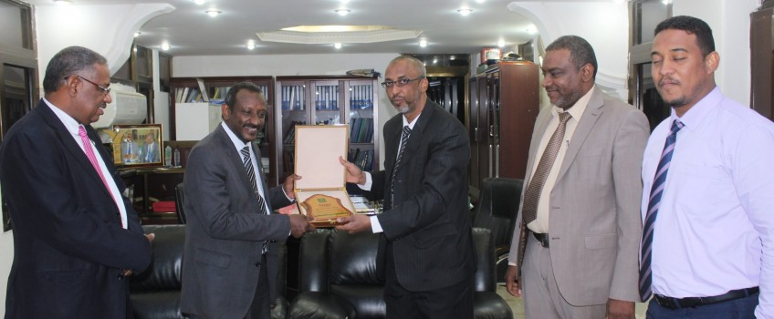 Prof. EL-Sanousi: We are Keen to maintain the Distinguished Relationships with Banking Institutions