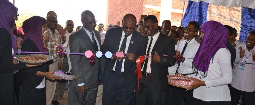 Inauguration of the Sixth Engineer Week