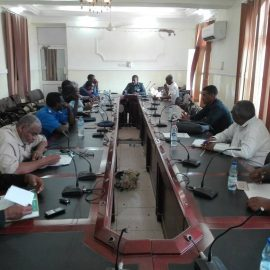 The Reception Committee for Students of the Batch (41) Holds its Second Meeting