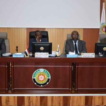 The Council of Senate Holds its Regular Meeting