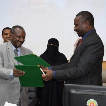 Faculty of Pharmacy Signs Framework Agreement with Sudanese Researchers Foundation