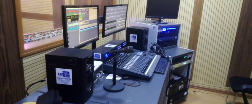 Researching the Engineering and Operational Aspects of the University Radio